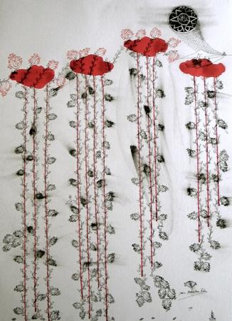 John Pule Untitled, 2005