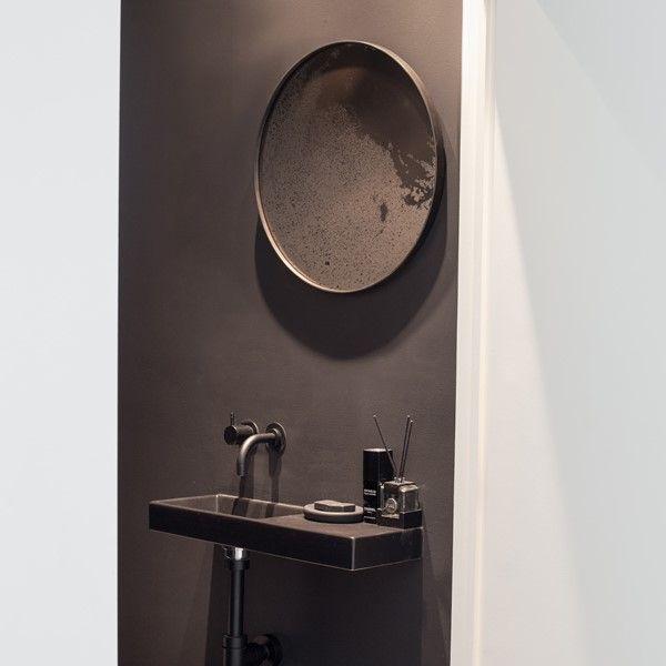Bronze mirror - Small - by Notre Monde