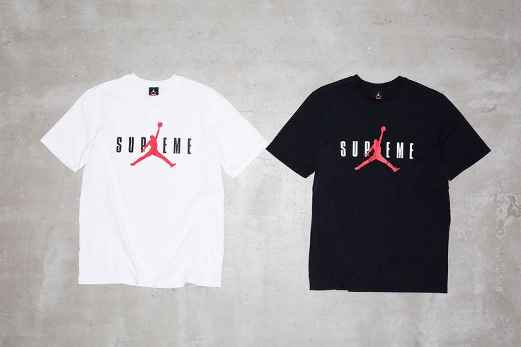 Supreme Jordan Apparel Collection