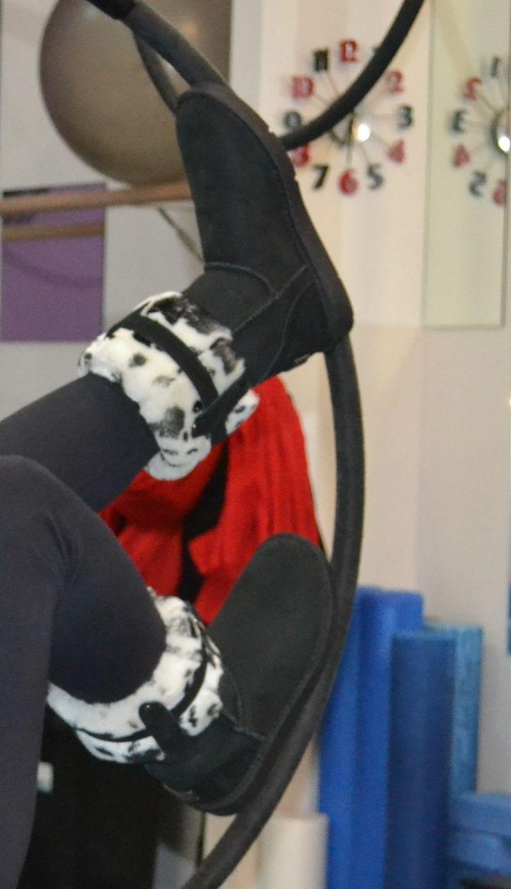 Why not take the time to just hang out with your Koalabi Boots #koalabi #koalabiromper #koalabihangout #koalabiaerial