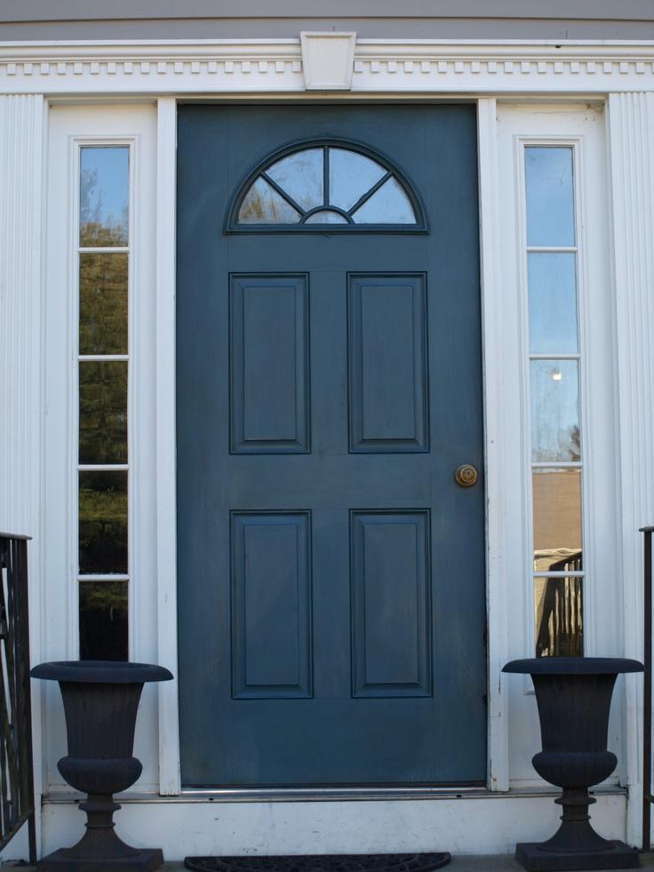 99 best exterior paint options images on pinterest - Front door paint ideas ...