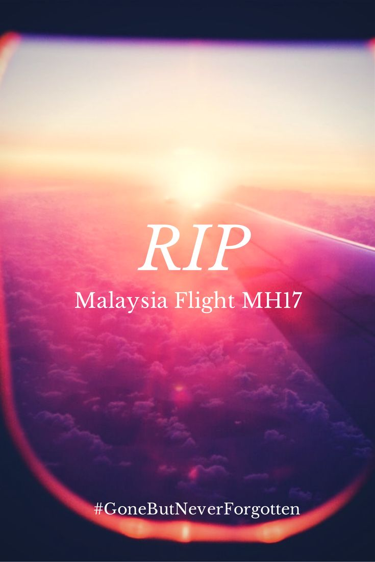 Thoughts and prayers are with the families of passengers aboard flight MH17. This is a truly horrific tragedy. ‪#‎MH17‬ ‪#‎GoneButNeverForgotten