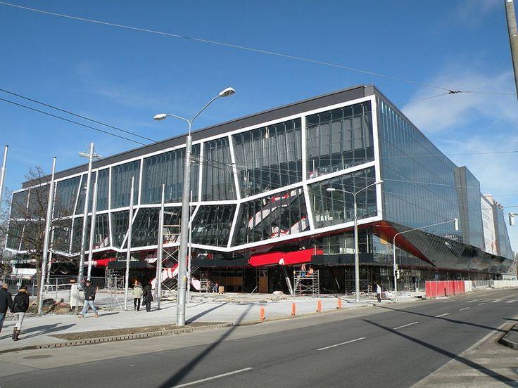 Bratislava Ondrej Nepela Arena