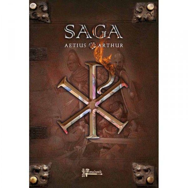 Saga - Aetius et Arthur : les Invasions Barbares