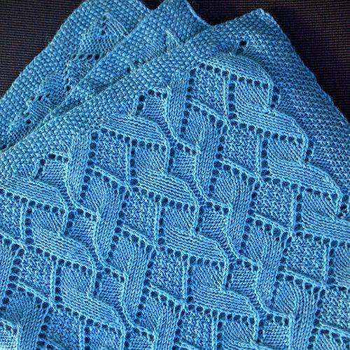 Knitting Patterns For Baby Blankets Pinterest : Sand Dunes Baby blanket Knitting Pinterest Knit ...