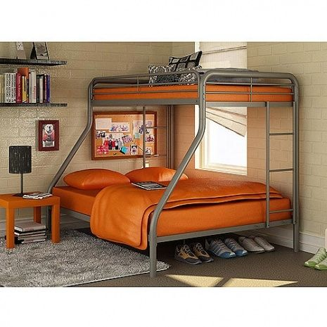 Twin Over Twin Bunk Bed Mattress Set Of 2