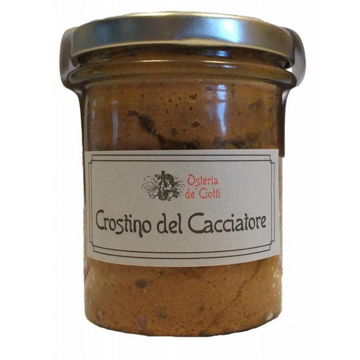 Bruschetta topping - Italian traditional food