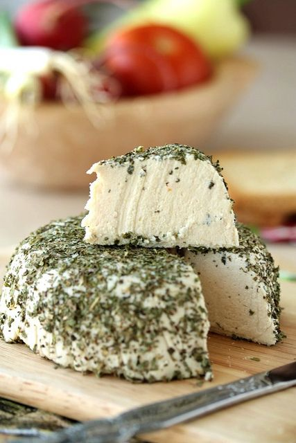 raw vegan cashew cheese