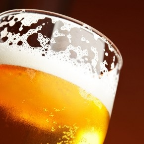 Belgian Lace: The lacelike pattern of foam sticking to the sides of a glass of beer once it has been partly or totally emptied.