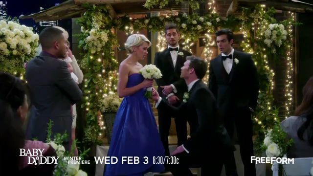 Baby Daddy - Episode 5.01 - Love & Carriage - Promo  Sneak Peeks