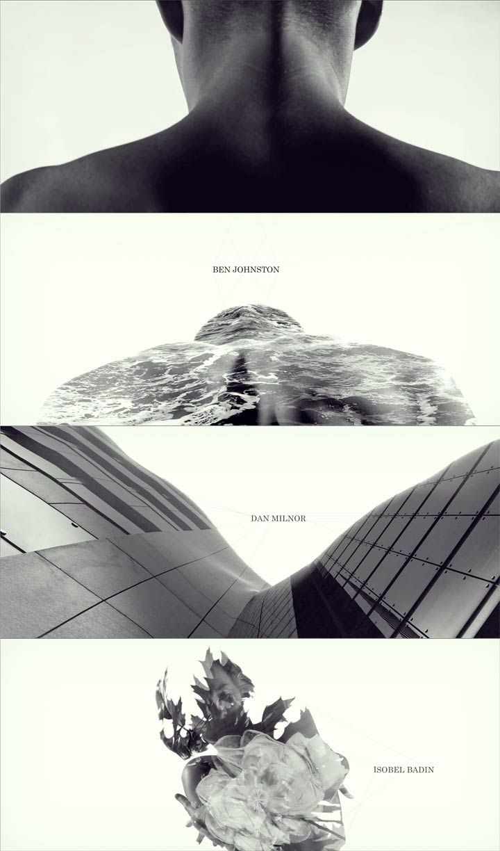 The sensual Opening Titles for the Analogue/Digital creative conference in Brisbane. Made by Studio Breeder