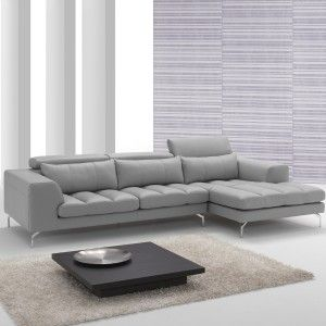 Exceptional Grey Leather Sofa Sets Decorating Idea Part 19