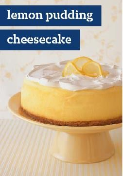 ? Our NILLA Wafer-crusted lemony cheesecake with COOL WHIP will knock ...