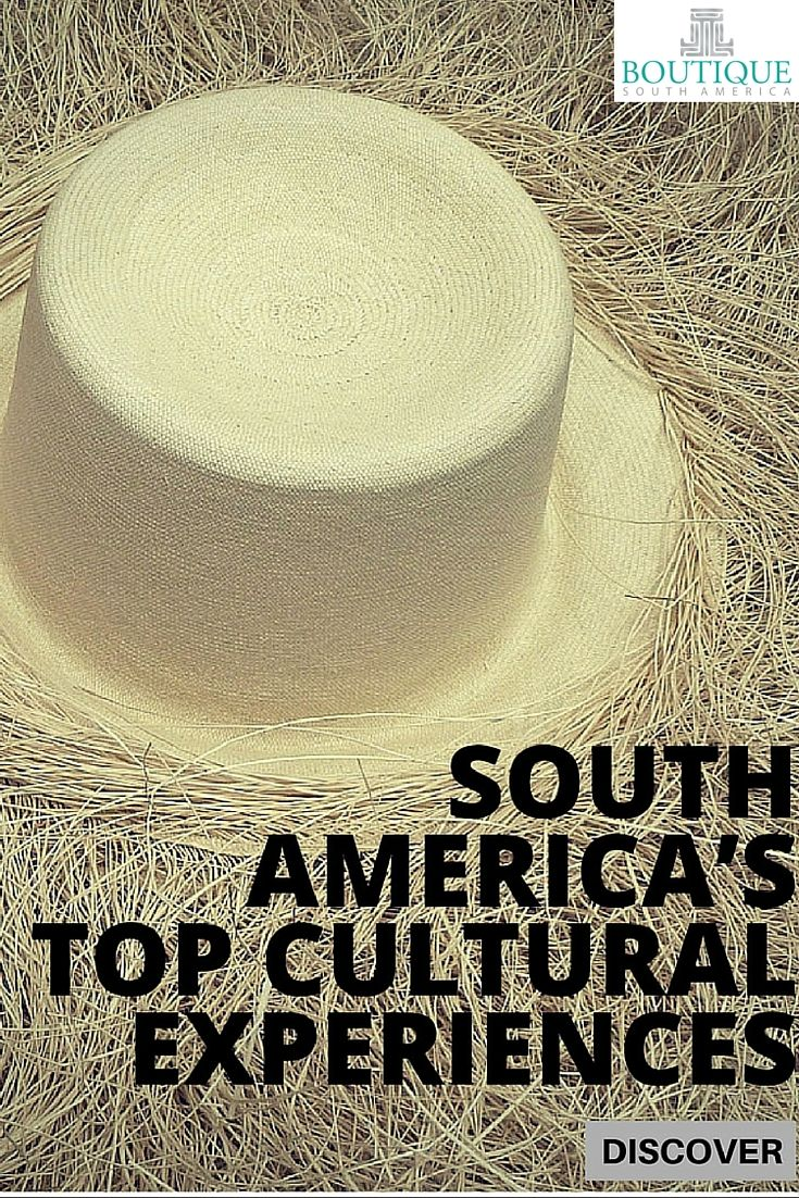 Discover South America's top cultural experiences: http://www.boutiquesouthamerica.com.au/blog/south-americas-top-cultural-experiences/