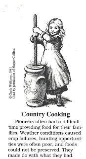 Children's Pioneer Recipes | Homemaker's Journal (Literacy/ Social Studies/ Math)