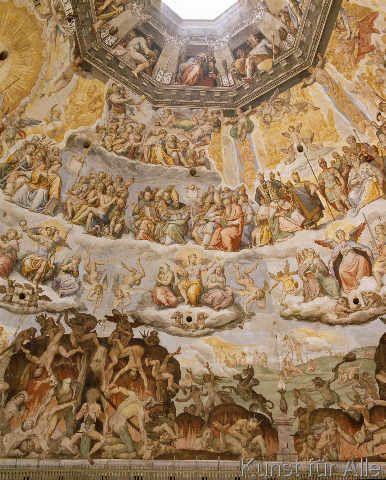 Giorgio Vasari - Das Jüngste Gericht