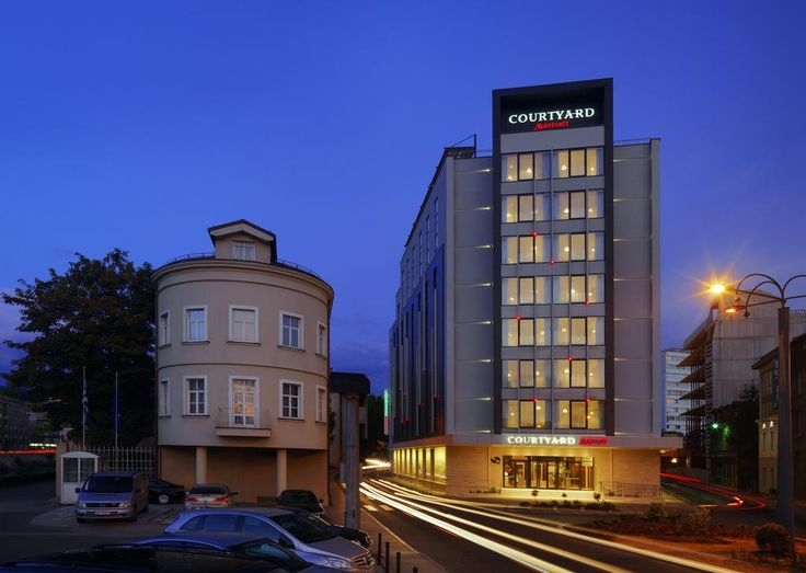 Hotel Courtyard by Marriott Skenderija 1, Sarajevo 71000, Bosnia and Herzegovina
