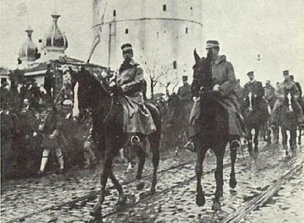 Η απελευθέρωση της Θεσσαλονίκης