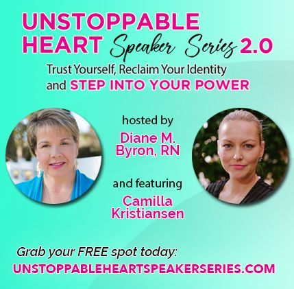 FREE event. Sign up to become unstoppable you too!