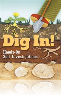 """Give students the dirt on soil with a practical book that brings new meaning to the term """"hands-on."""" Using these 12 activities and two original stories as guides, kids will soon be up to their elbows in the study of soil formation, habitats and land use, animals that depend on soil, plants that grow in soil, soil science, and soil conservation. Each teacher-tested lesson plan offers helpful background, assessment methods, and suggestions for further exploration. <br> <br&gt..."""