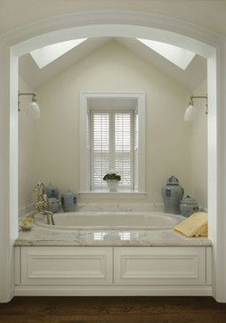 Garden Tub Surrounds Design Ideas Pictures Remodel And