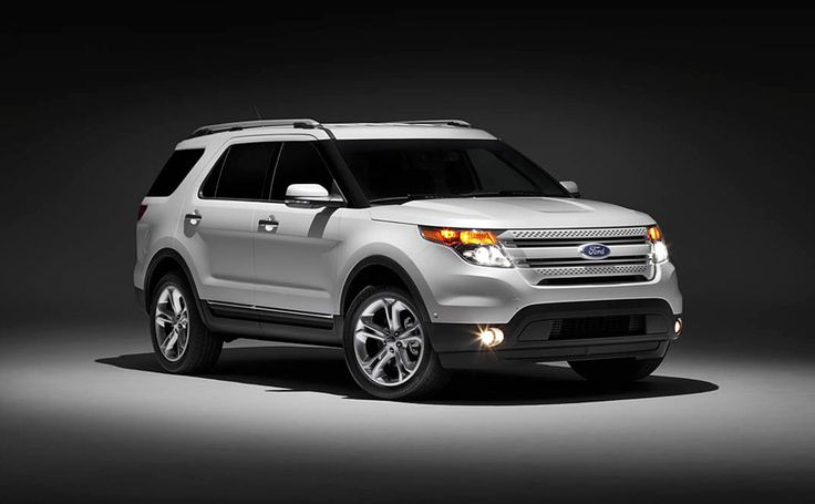 I could see this being my next vehicle! new ford explorer