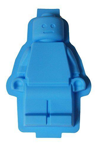 Figurine de Style Building Block Bleu-Moule en Silicone pour gâteau/pâte à sucre LEGO http://www.amazon.fr/dp/B00N95JI38/ref=cm_sw_r_pi_dp_CUdIwb1NE9QGR
