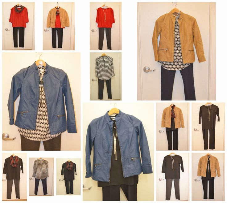 Building A Work Wardrobe from Scratch – 11 pieces and 15 outfits with a price of $28.40 per outfit! capsule wardrobe work wear