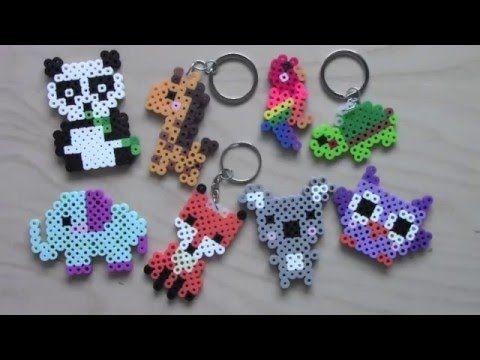 Perler Beads Tutorial | Kin Community - YouTube