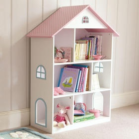 'Dotty Dolls House' Bookcase from Great Little Trading Company