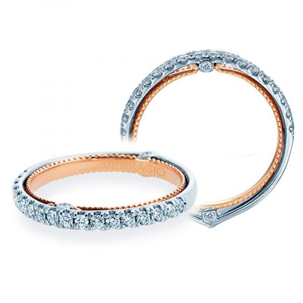 Verragio Couture 0426w 14 Karat Wedding Ring Band In 2020 Sapphire Engagement Ring Blue Womens Wedding Bands Diamond Gold Wedding Bands Women