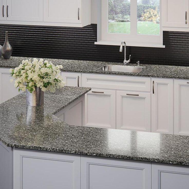 Allen + roth Coho Quartz Kitchen Countertop Sample at