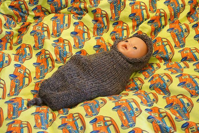 Ravelry: fruobenhaupt's Baby Cocoon