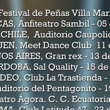 LODVG comienza su gira por América Latina!