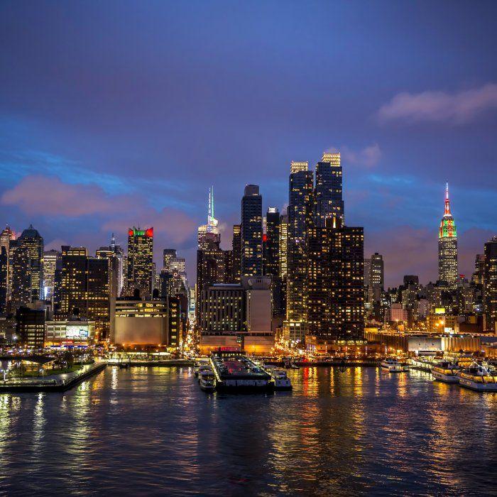Weihnachtsshopping im stimmungsvollen New York: 4 oder 5 Tage im 4-Sterne Hotel mit Flug, Rabattcoupons + Eintritt zur Aussichtsplattform ab 739 € - Urlaubsheld   Dein Urlaubsportal