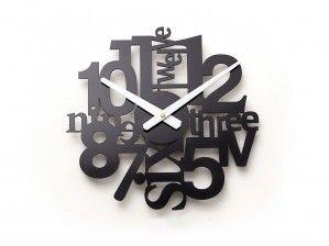 #Clock #Skinberg Zegar akrylowy - Skinberg - Load