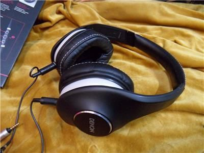 Denon AH-D600 Headphones - Boxed, used, for sale, secondhand