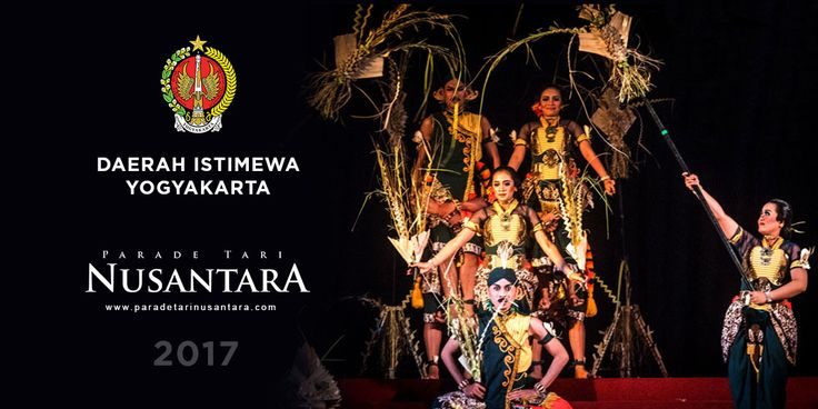 Parade Tari Nusantara 2017 : Reroncen, Daerah Istimewa Yogyakarta