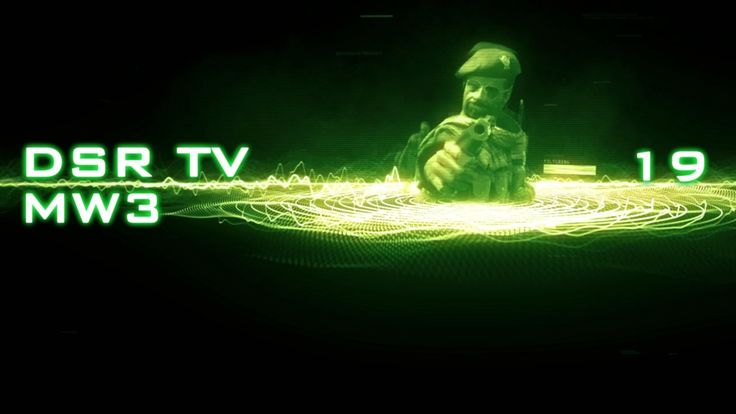 DSR TV DJMeng MW3 let's play EP 19