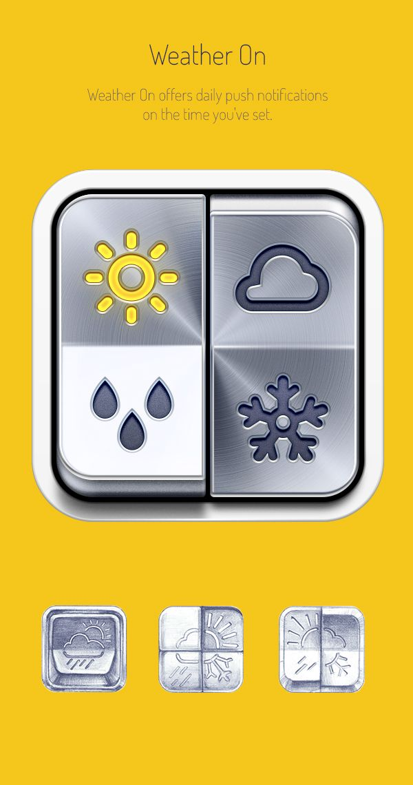 Weather On by Ramotion Inc.