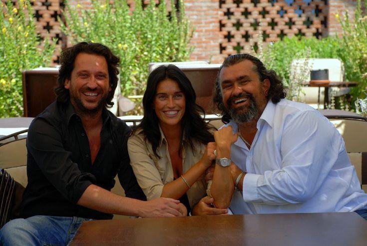 Tiziana, Massimo, Stefano Moccagatta