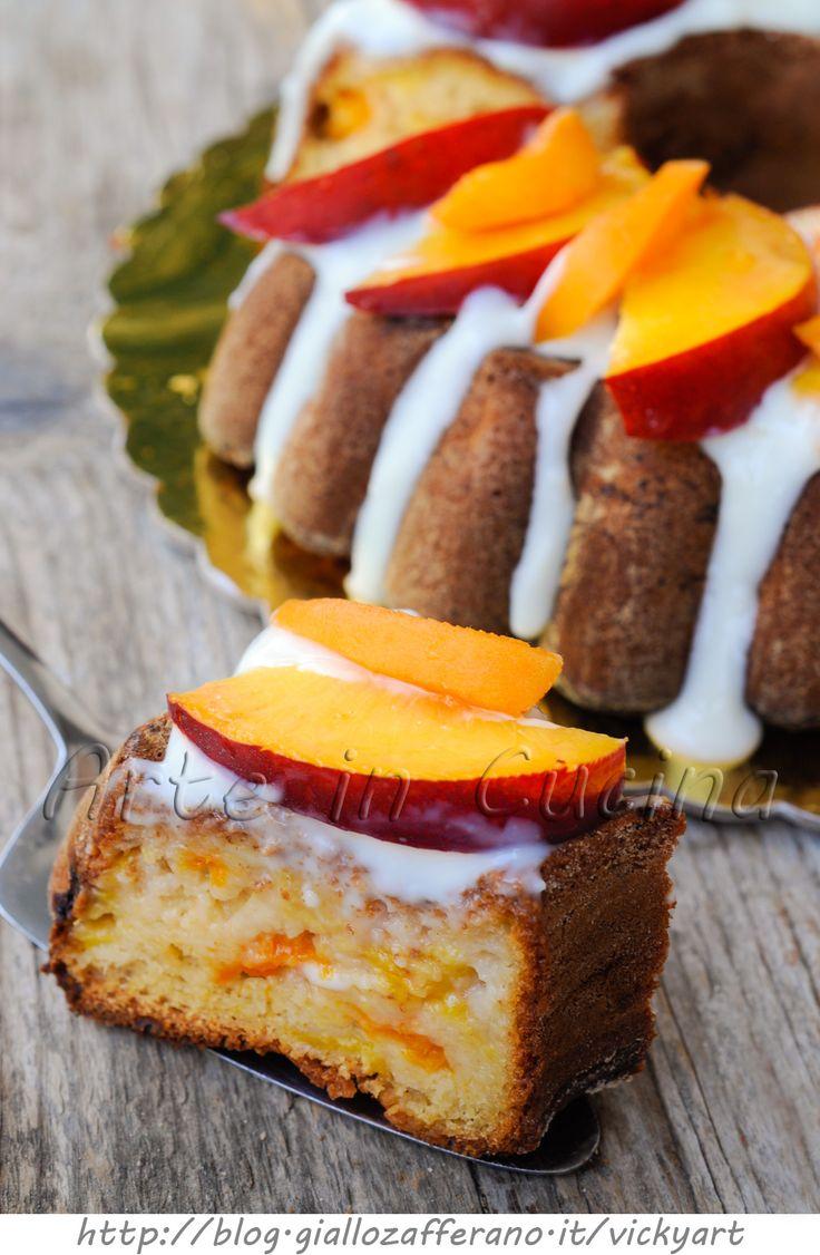 Torta alla frutta mista soffice e leggera vickyart arte in cucina