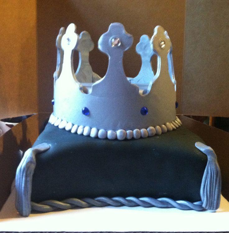 Birthday cake fit for a king billie genes kakery
