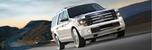 2016 Ford Expedition - front