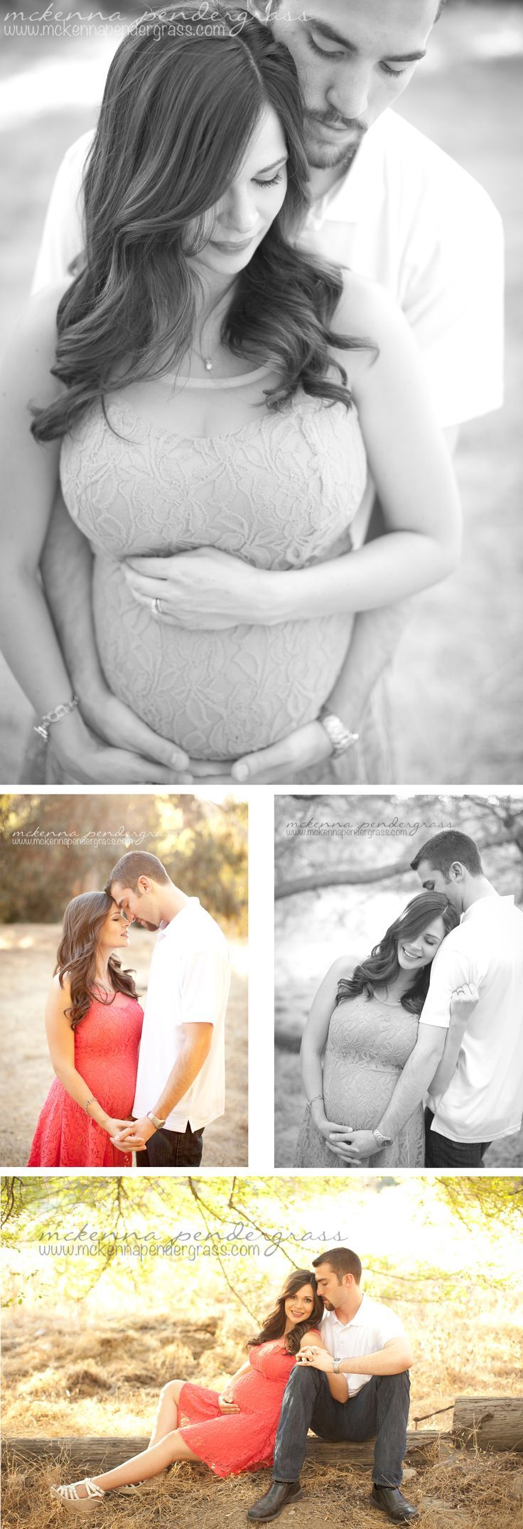 Romantic couples maternity posing ideas  Pasadena Maternity Photographer  McKenna Pendergrass Photography