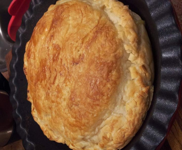 Recipe Chicken Vegie Pie by kasquinn - Recipe of category Main dishes - others