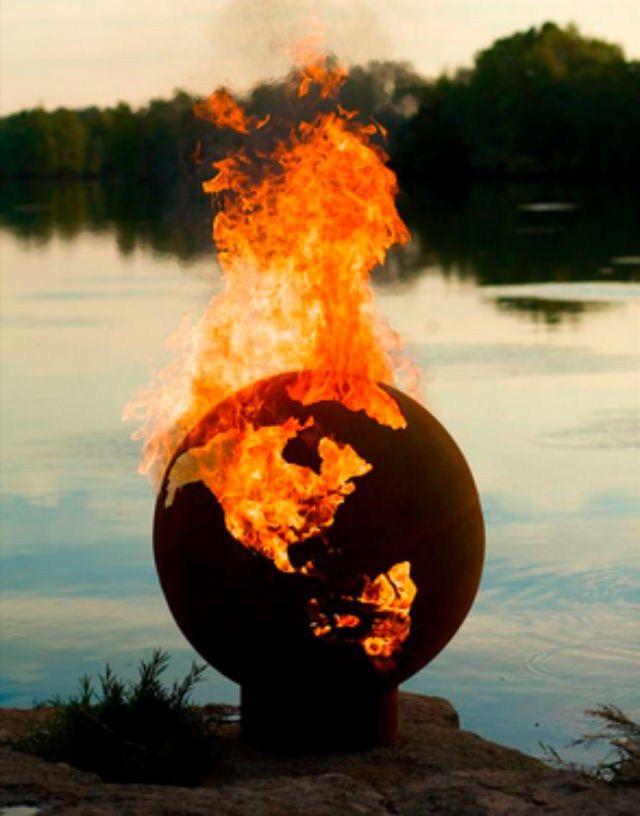 trädgård eldstad - Sök på Google