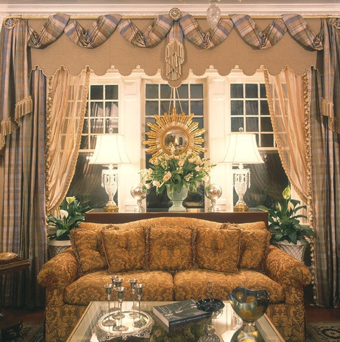 Updated 1930s Home Traditional Living Room Part 59
