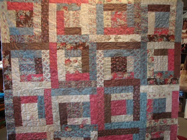 17 Best images about jelly roll quilt patterns on Pinterest The jellies, Scrap quilt patterns ...