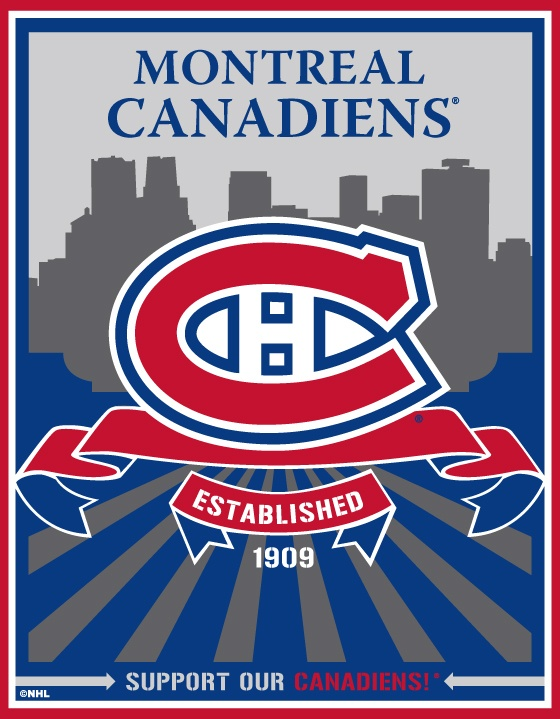 Montreal Canadiens Speakman